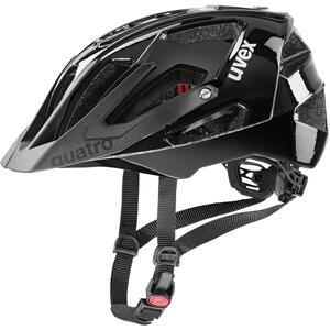 Uvex helma QUATRO all black