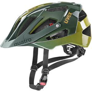Uvex helma QUATRO bordeaux shiny