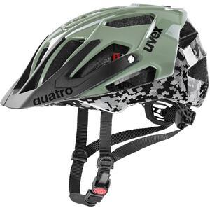 Uvex helma QUATRO pixelcamo - olive
