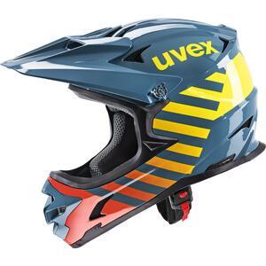 Uvex helma HLMT 10 blue fire