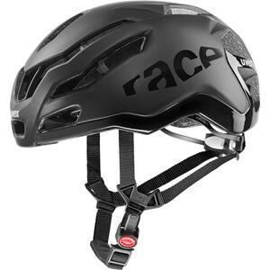 Uvex helma RACE 9 all black mat
