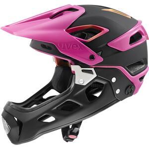 Uvex helma JAKKYL HDE 2.0 BOA future black mat