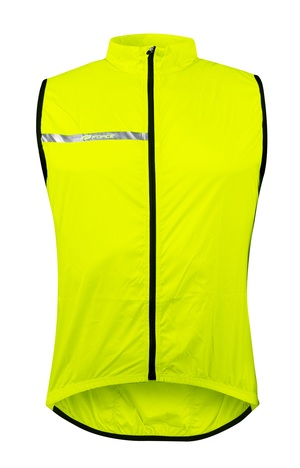 Force vesta WINDPRO neprofuk, fluo