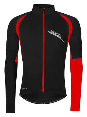 Force bunda/dres ZORO dlouhý rukáv, černo-červená