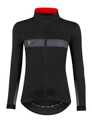 Force bunda BRIGHT LADY zimní, černá