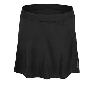 Force sukně DAISY do pasu s vložkou, černá
