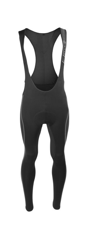 Force kalhoty REFLEX LINE KID s vložkou, černé