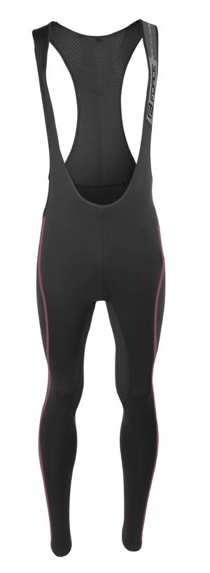 Force kalhoty REFLEX LINE LADY bez vložky, černé