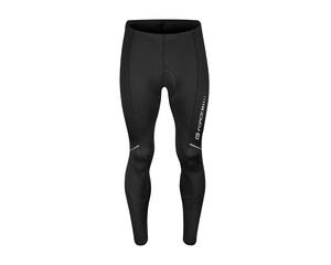 Force kalhoty Z68 do pasu s vložkou, černé