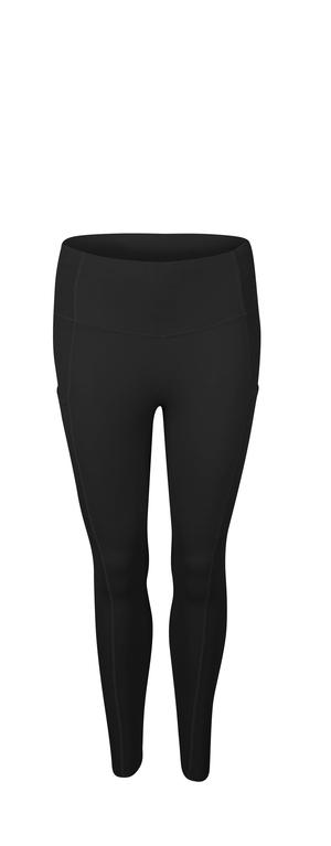 Force kalhoty HEART Lady, černé