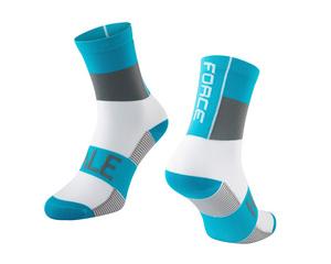 Force ponožky HALE modro-šedo-bílé