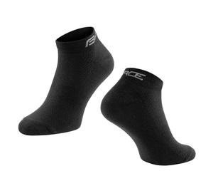 Force ponožky SHORT kotníkové, černé