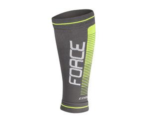 Force návleky na nohy COMPRESS šedo-fluo