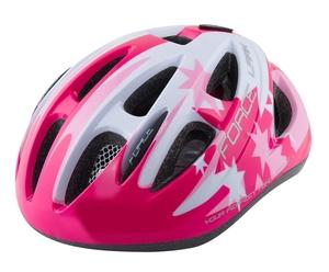Force dětská helma LARK růžová