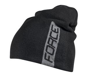 Force čepice zimní ELF pletená černá
