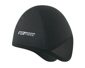 Force čepice pod přilbu FREEZE zimní, černá