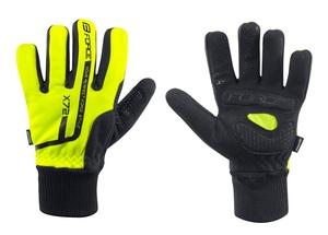 Force dětské rukavice zimní KID X72 fluo