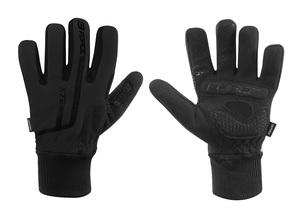 Force dětské rukavice zimní KID X72 černé