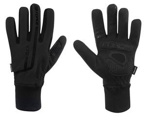 Force rukavice zimní X72 černé