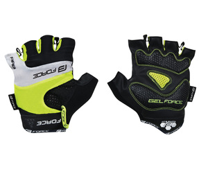 Force rukavice RAB gel fluo
