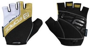 Force rukavice RIVAL černo-zlaté