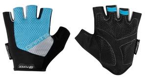 Force rukavice DARTS gel bez zapínání, modro-šedé