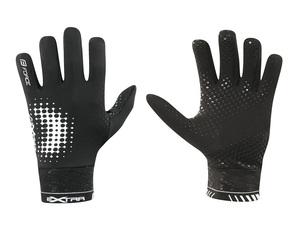 Force dětské rukavice EXTRA KID, jaro-podzim, černé
