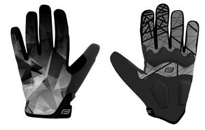 Force rukavice MTB CORE letní, šedé