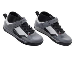 Force boty DOWNHILL, šedo-černé