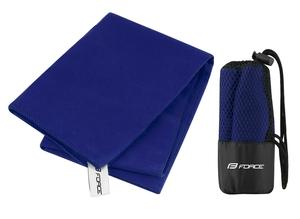 Force ručník cestovní 40x80cm mini, modrý