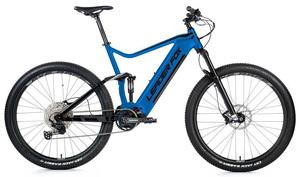 Leader Fox horské elektrokolo ACRON tmavě modré