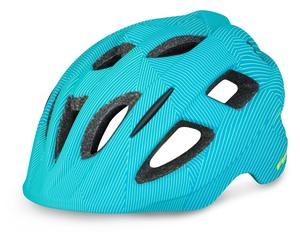 R2 helma BONDY modrá, neon žlutá
