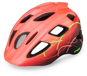 R2 helma BONDY neon červená, černá, zelená