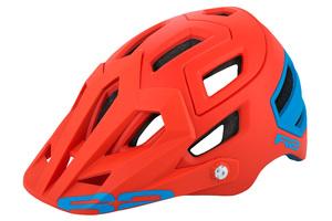 R2 helma TRAIL červená