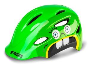 R2 helma DUCKY zelená