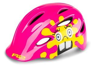 R2 helma DUCKY růžová, žlutá