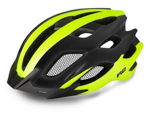 R2 helma TOUR černá, neon žlutá