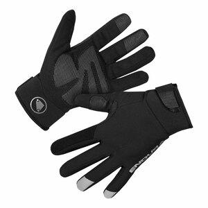 Endura zimní rukavice Strike černé