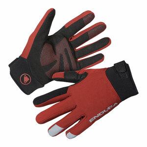 Endura zimní rukavice Strike kakaová
