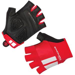 Endura rukavice FS260-PRO Aerogel červené