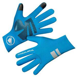 Endura zimní rukavice FS260-PRO Nemo Hi-Viz modré