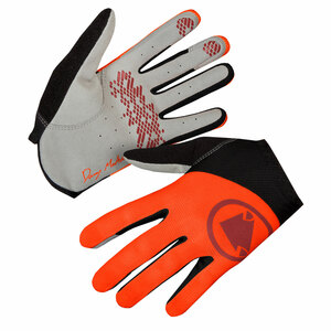 Endura rukavice HUMMVEE Lite Icon LTD paprika