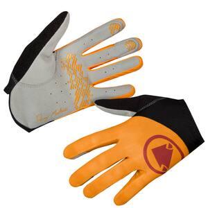Endura rukavice HUMMVEE Lite Icon LTD mandarinková