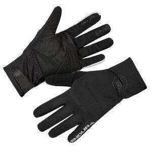 Endura zimní rukavice Deluge černé