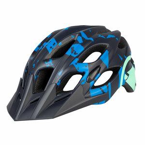 Endura helma HUMMVEE azurově modrá