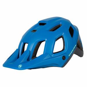 Endura helma SINGLETRACK II azurová