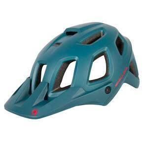 Endura helma SINGLETRACK II zelená petrol