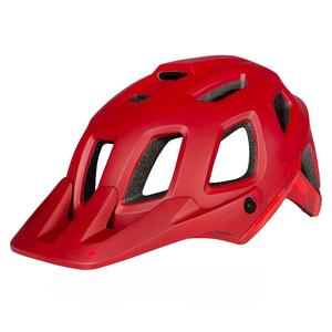 Endura helma SINGLETRACK II červená
