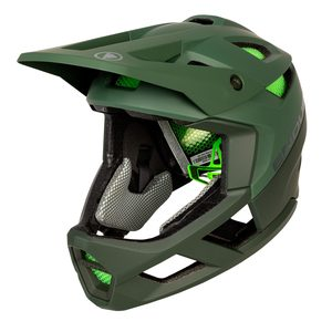 Endura integrální přilba MT500 Full Face forest green