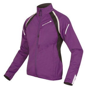 Endura bunda dámská CONVERT SOFTSHELL purple